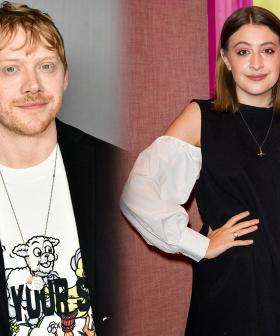 ICYMI Rupert Grint And Georgia Groome Are Expecting Their First Baby Together