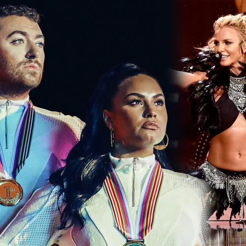 Sam Smith's New Hit 'I'm Ready' With Demi Lovato Was Inspired By Britney Spears