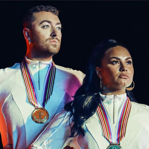 Sam Smith Drops Teaser For Collab With Demi Lovato And Honestly It Already Deserves A Gold Medal