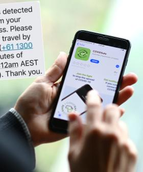 Federal Police Investigating Scam Text Messages Linked To New COVIDSafe App