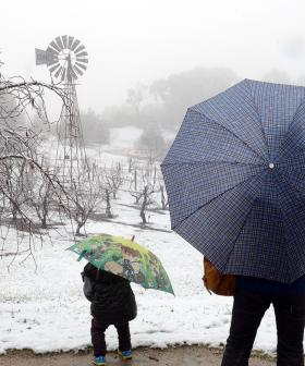 Significant Cold Front On The Way This Week Could Bring Early Snow To Parts Of Australia
