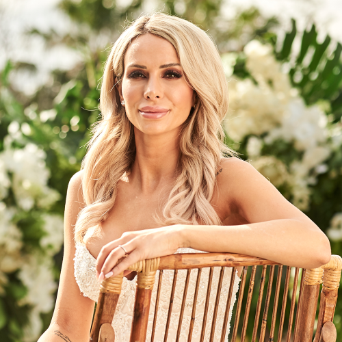 MAFS Stacey Hampton Tells Fans Not To Apply For 'Married At First Sight'