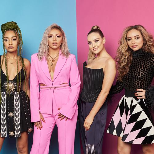 Perrie Edwards On How Coronavirus Will Impact Little Mix's New Reality Show 'The Search'