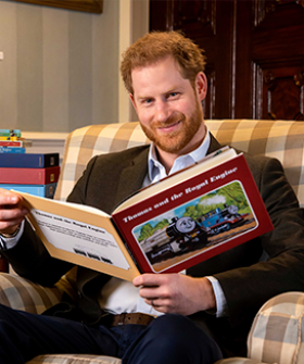 Harry, The Duke of Sussex Has His First Gig After Life As A Royal & It's On Thomas The Tank Engine