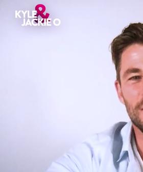 Chris Hemsworth talks 'Extraction' via Zoom with Kyle & Jackie O