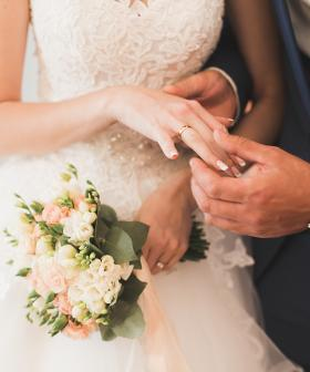 Bad News Brides & Grooms, The Restrictions On Weddings Aren't Going To Be Eased Anytime Soon