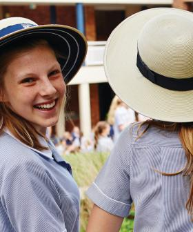"""""""No Mask, No Play"""": Elite Sydney School Makes It Compulsory For Students To Wear Masks"""