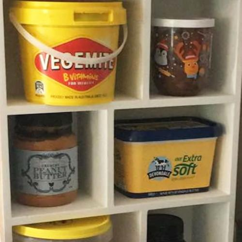 This Kmart Kitchen Hack Has Raised The Question: 'Doesn't Butter Go In The Fridge?'
