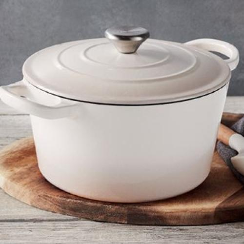 Aldi Is Selling Cast Iron Cookware For Less Than $30