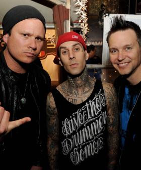 Don't Be Surprised If There's A Blink 182 Reunion In 'A Year Or Two'
