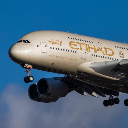 Etihad To Resume Flights Between Australia And UK