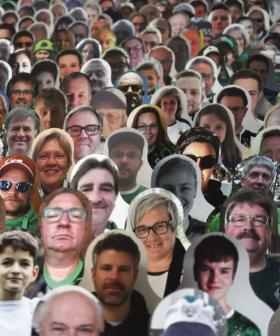 You Can Buy A Cardboard Cut-Out Of Yourself At An NRL Game
