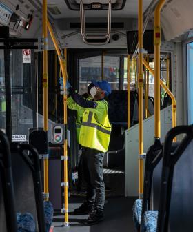 Guidelines For NSW Public Transport To Be Eased