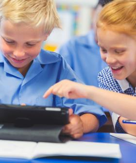 NSW Students Return To Classrooms