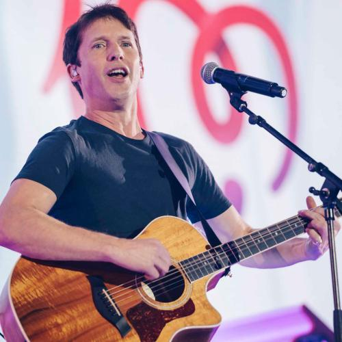 James Blunt Cancels His Australian Tour Dates For November