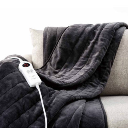 Kmart Is Selling $35 HEATED Throw Rugs If You Needed Another Excuse To Be A Couch Potato