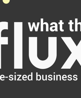 This Bite-Sized Business Podcast Will Have You Saying… What The Flux?