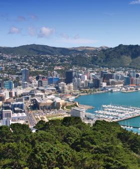 Magnitude 5.9 Earthquake Strikes New Zealand
