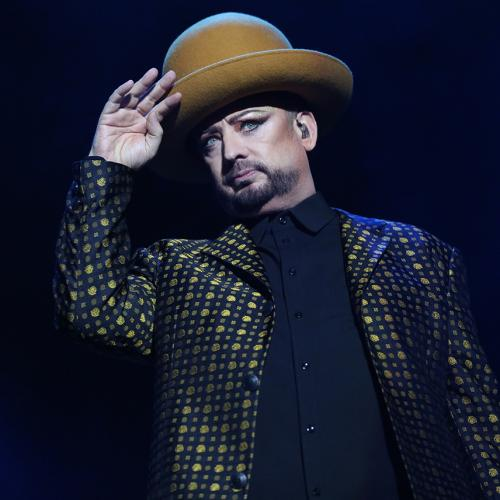 Boy George Says We Might Be Surprised By Who Will Play Him In Upcoming Biopic