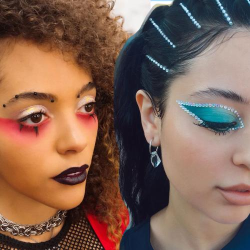 'Euphoria' Makeup Artist Is Running Free Classes Online So Let's Live Our Glitter Fantasy