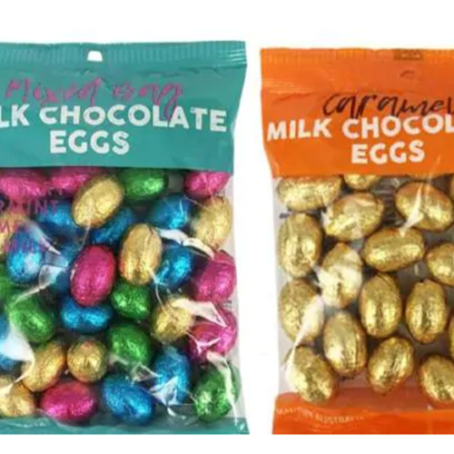 Kmart Have Recalled Easter Eggs After It Was Found They Could Contain Plastic
