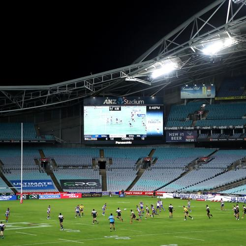 How The NRL Will Look And Sound As It Finally Returns Tonight Amid Coronavirus Pandemic