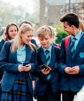 NSW Students Return To School Full-Time