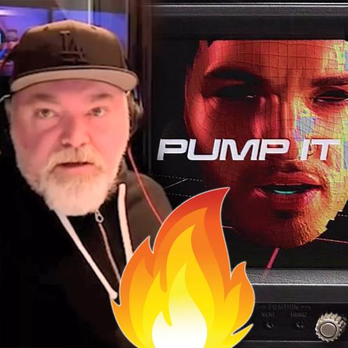 Kyle Tries His Hand At Rapping In His Own Remix Of 'Pump It Up' And It's Straight Fire