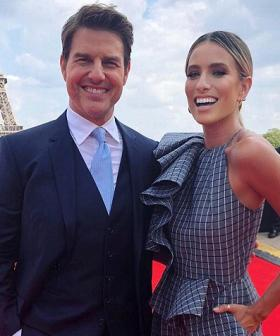 New Host Of 'The Voice' Renee Bargh Addresses Rumours She Dated Tom Cruise