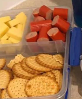 A Tradie's Lunch Caused Such An Uproar Online That Comments Had To Be Deleted