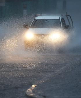 Severe Weather Warning Issued For Parts Of Sydney