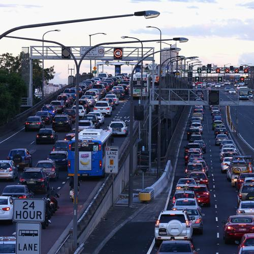 Traffic In Sydney Likely To Be Even Worse Than Before COVID-19 As We Head Back To Work