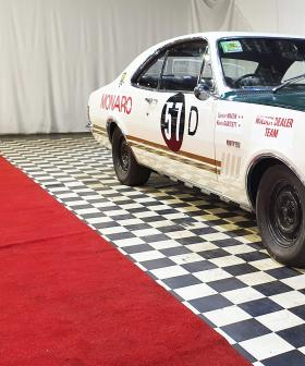 Iconic Holden Predicted to Sell for Over $1M at Auction