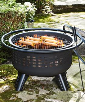 Aldi Is Selling Fire Pits This Week And We're Feeling Toasty!