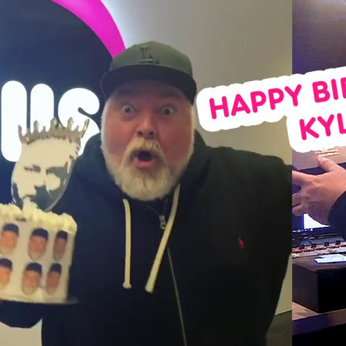 Jackie's birthday present for Kyle was a DEFINITE winner!! 😍