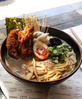 Fried Chicken KINGS 'Butter' Have Released Their Fried Chicken Ramen Recipe