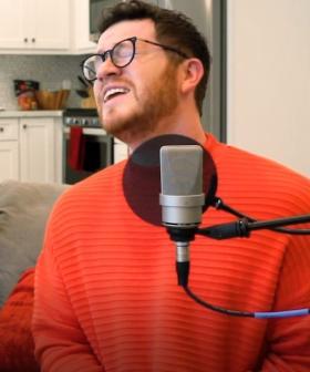 WATCH: Sam Fischer Live In The Living Room Concert Series