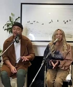 WATCH: Samantha Jade Live In The Living Room Concert Series