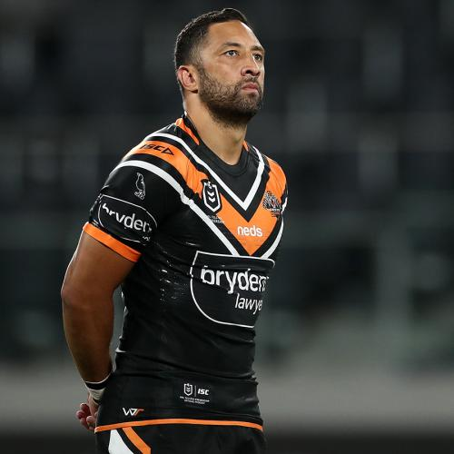 NRL Star Benji Marshall Forced To Self-Isolate After Kissing Reporter On The Cheek