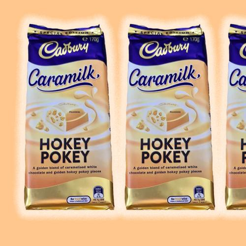 Caramilk Hokey Pokey Has Made It To Australia