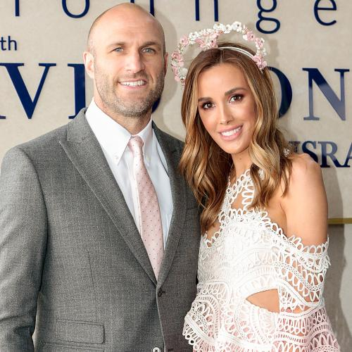 Bec Judd Reveals Hubby Chris Judd's Strange Shower Habit