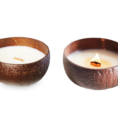 Aldi's Selling This Coconut Candle Which Comes In A COCONUT SHELL!!