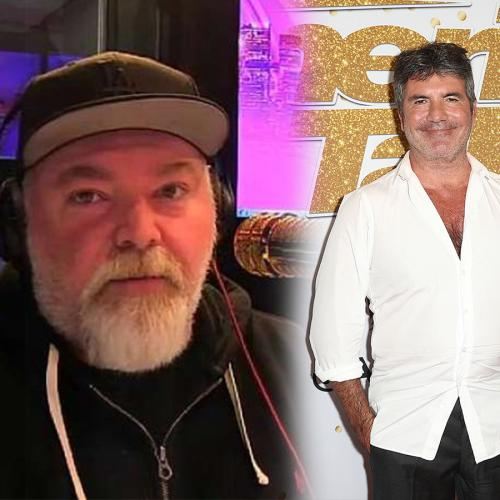 Simon Cowell Pays Kyle The Ultimate Compliment