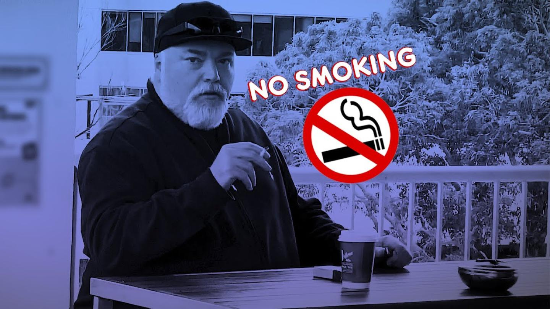 Big Brother wants Kyle to STOP SMOKING 🚬❌
