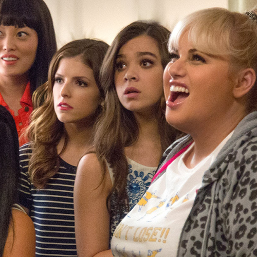 ACCA-BELIEVE IT! Rebel Wilson Confirms The Return of Pitch Perfect