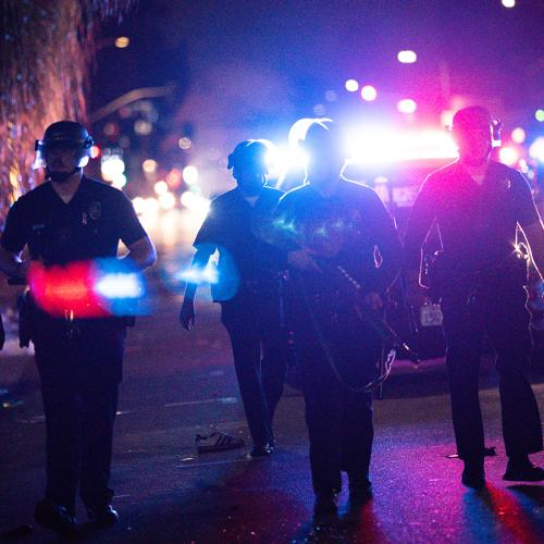 'It Breaks My Heart' - Aussie Police Officer Working On The Frontline Of The US Protests Speaks Out