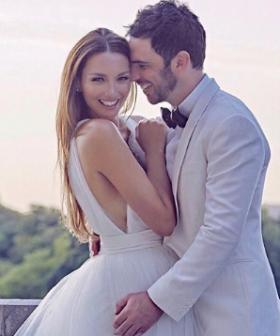 Ricki-Lee Reveals The Pros And Cons About Being Married To Her Manager