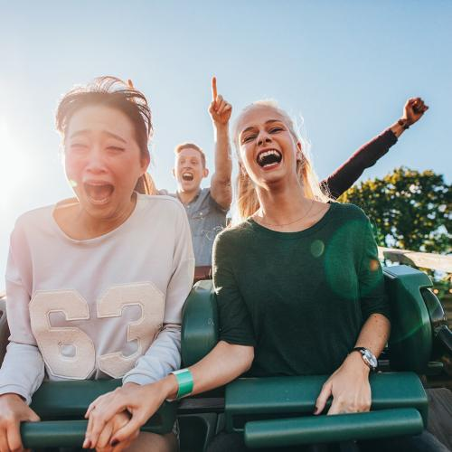 This Theme Park Has Banned Screaming On Rollercoasters In Strict Coronavirus Rules