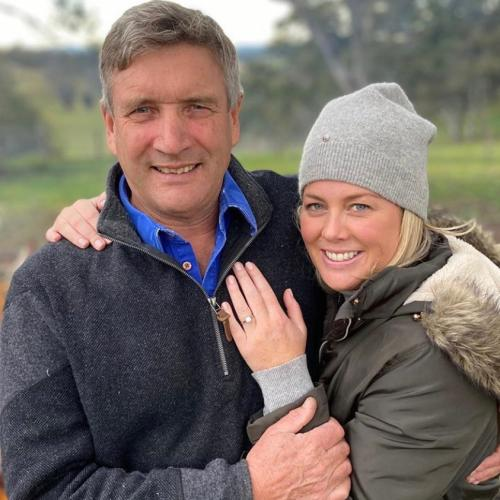 Sam Armytage Reveals All The Details From Her Gorgeous Country Proposal