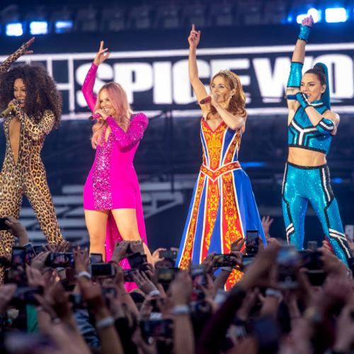 STOP RIGHT NOW! It Looks Like The Spice Girls Are Coming To Australia